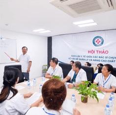 Phòng khám đa khoa Hưng Thịnh tại 380 Xã Đàn